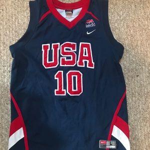 Kobe Bryant Team USA jersey
